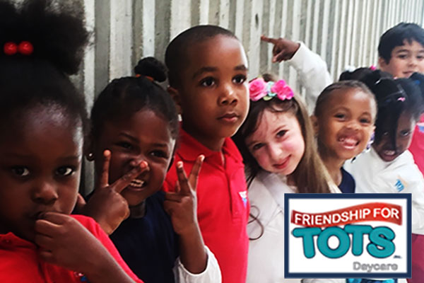 Friendship For Tots